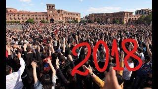 Армения, Бархатная Революция, начался распад коалиции