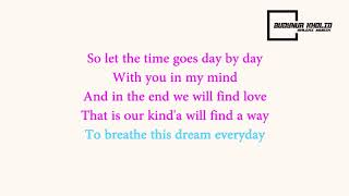 Lirik Lagu I'll Find a Way - Letto