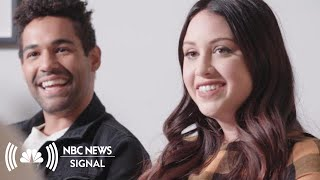 How Three Artists Found Their Voice On Netflix's Westside | NBC News Signal