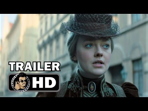 THE ALIENIST Official Trailer (HD) Dakota Fanning TNT Drama Series