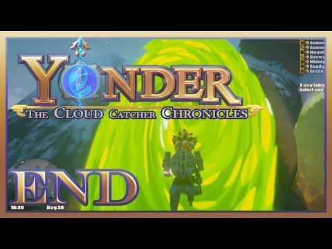 Yonder: The Cloud Catcher Chronicles - #19 - The Final Sprite [END]