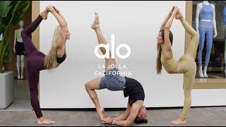 Alo Yoga Store - La Jolla, San Diego YouTube Videos