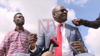 Kyagulanyi vows to make Luweero great