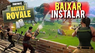 SAIUU FORTNITE for ANDROID, DOWNLOAD and INSTALL for ALL MOBILE PHONES