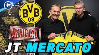 OFFICIEL : Erling Braut Håland part au Borussia Dortmund | Journal du Mercato