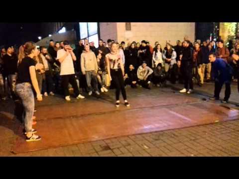 Дюнола на Майдане(уличные