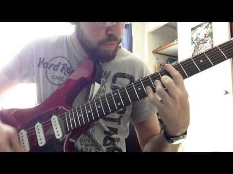 Intervals - Momento (guitar Beginning)