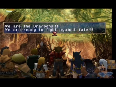 The legend of dragoon : part 127 : The final battle : Malabu framah