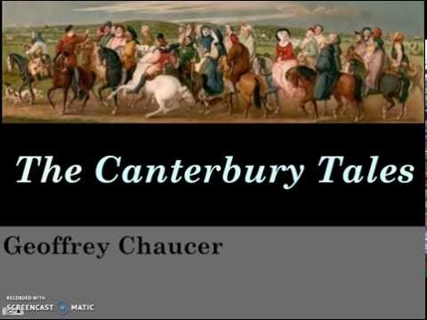 Geoffrey Chaucer Canterbury Tales Character Qualities
