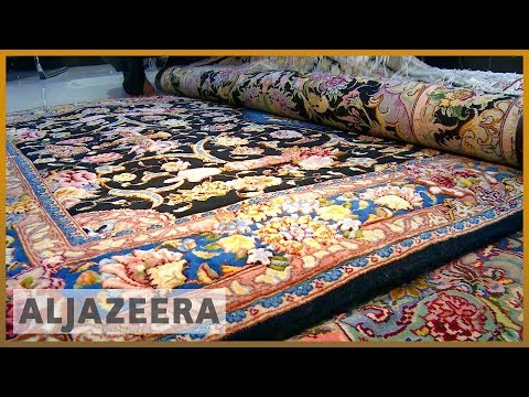 🇮🇷 Iran: Persian rug industry takes a hit after US sanctions | Al Jazeera English