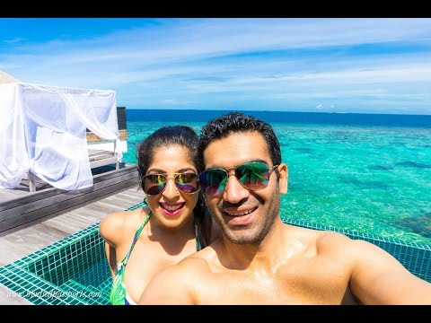 Vlog and room tour - Our stay at Outrigger Konotta Maldives Resort | Bruised Passports