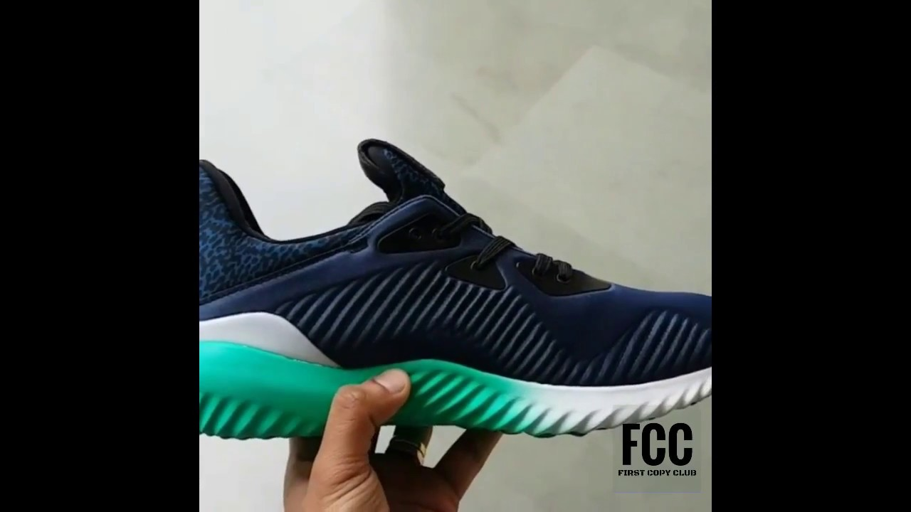8eb31686514 How to get fake copy Adidas Alphabounce with Unique Colors