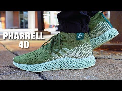 adidas-pharrell-4d-review-&-on-feet