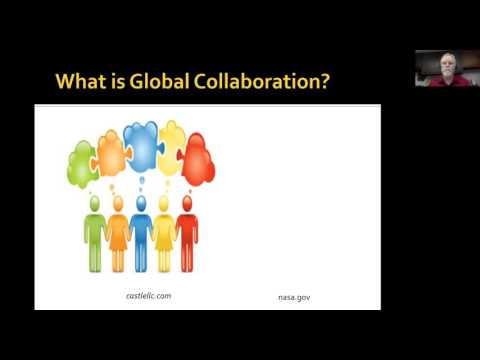 Global Collaboration in Higher Education ISTE