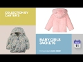 Baby Girls Jackets Collection By Carter's