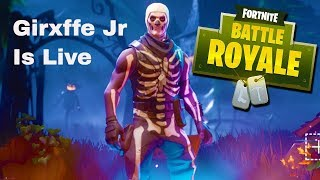 Fortnite Battle Royal//530 Wins +//#sub4sub//Use Code:Girxffe-Jr-Yt