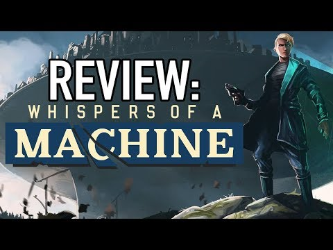 REVIEW   Whispers of a Machine