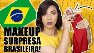 Saco MistÉrio De Makeup Brasileira  Rita Serrano
