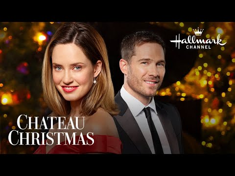 First-Look-Chateau-Christmas-starring-Merritt-Patterson-and-Luke-Macfarlane-Hallmark-Channel