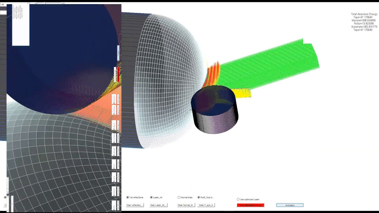 OtomComposite使用激光辅助胶带放置和绕组为复合材料4.0生产软件