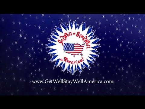 GetWell * Stay Well, America!