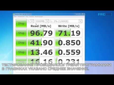Есть ли разница между SD-флешками? (SDXC UHS-I U1, U3 и т.д.) тест Pro Hi-Tech