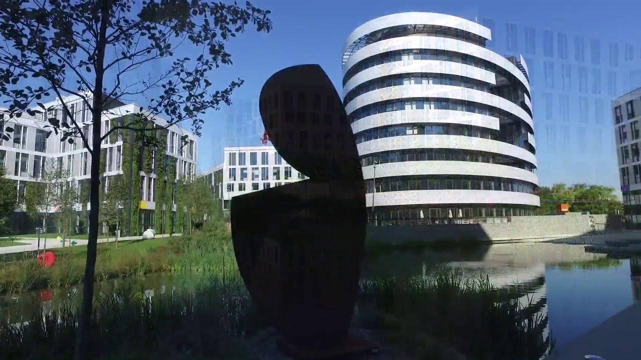 Eco Campus d'Orange Gardens - Châtillon