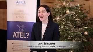 ATEL Christmas Conference - Lori Schwartz