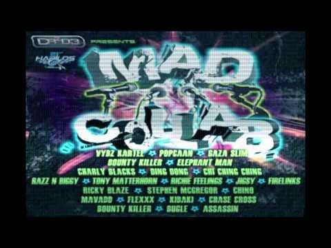 Mad Collab Riddim Instrumental