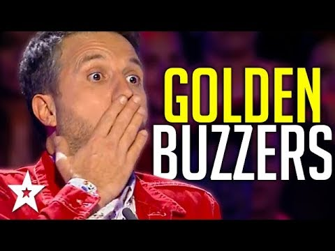 Every GOLDEN BUZZER Audition On Romania's Got Talent 2019! | Got Talent Global