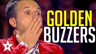 Every GOLDEN BUZZER Audition On Romania's Got Talent 2019! | Got Talent Global