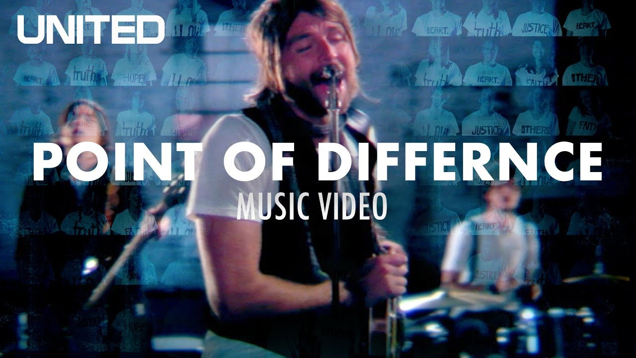 Point of Difference - Hillsong UNITED -Music Video