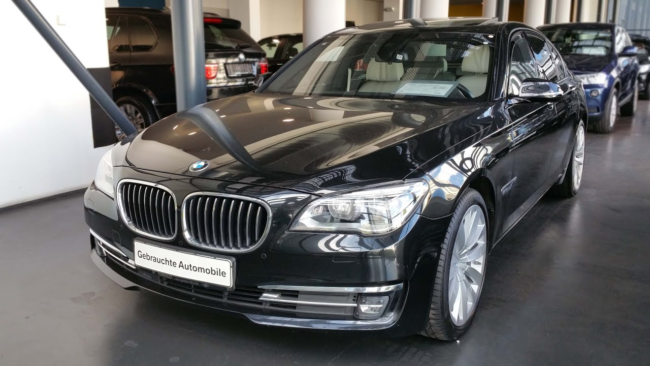 2012 Bmw 750d Xdrive Individual Komposition Bmw View