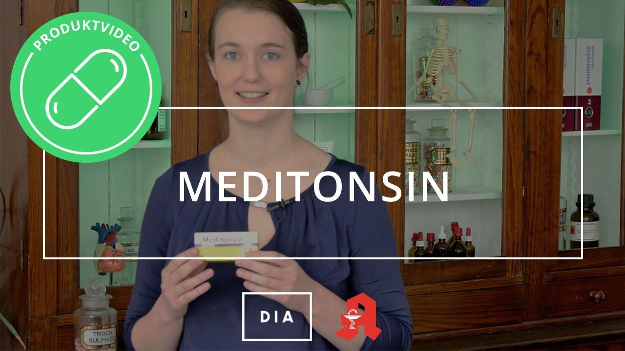 meditonsin tropfen dosierung