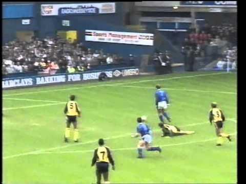 Everton 3 Arsenal 0 - 21 October 1989