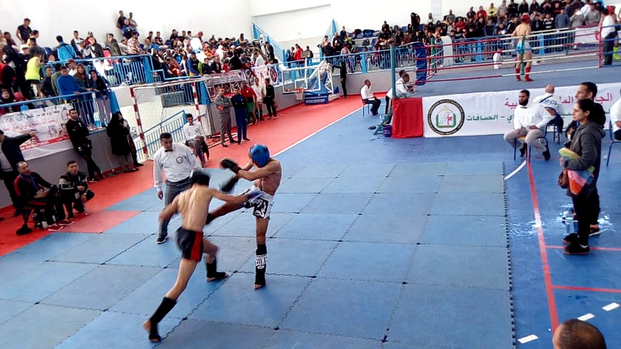 Africa sports kenitra youness K1 benjal