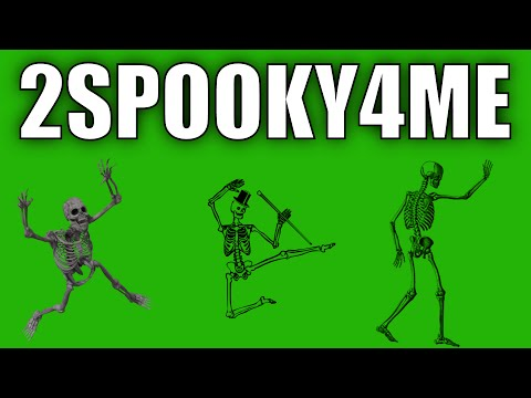 I GOT SPOOKED BY THE SPOOKY DANCE! (SPOOK WARNING) 2SPOOKY4ME EDITION