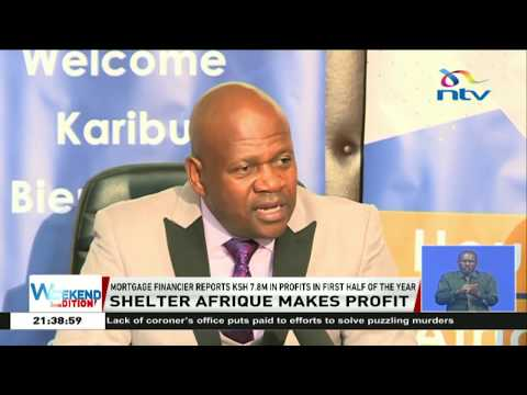 Mortgage financier reports KSh 7.8 million in profits in half of a year