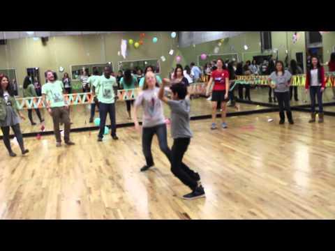 """Dance Away the LRA"" with San Joaquin Memorial High School"