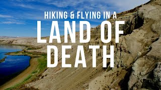 Hiking and Kite Flying in a 'Land of Death'