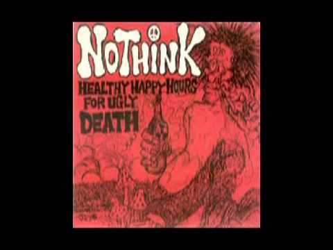 No Think - Healthy Happy Hours For Ugly Death EP (1997)