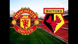 Manchester United vs Watford - Premier League Final Day - 13/5/0218 - Gameplay PC