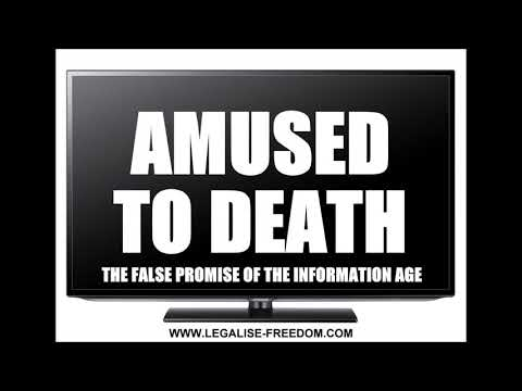 Ivelin Sardamov - Amused to Death: The False Promise of the Information Age