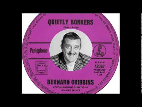 Bernard Cribbins - Quietly Bonkers  (1960)