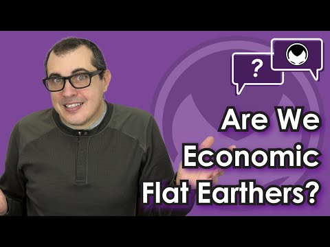 Bitcoin Q&A: Are We Economic Flat Earthers?