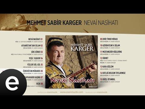 Özbekistan Mübarek (Mehmet Sabir Karger) Official Audio #özbekistanmübarek #mehmetsabirkarger