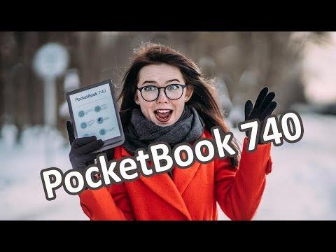 Обзор электронной книги Pocketbook 740 InkPad 3