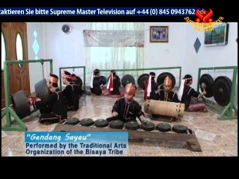 Traditional Dance and Music of Brunei's Bisaya Indigenous Culture (In Brunei)