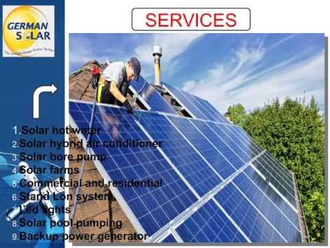 Germansolar.com.au - german solar company in Sydney