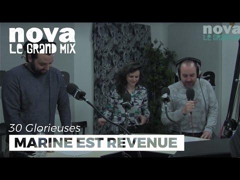 Quand Marine Le Pen rencontre Jacques Brel | Les 30 Glorieuses